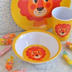 bol nouveau lion Ingela P. Arrhenius - deco-graphic.com