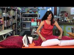 ▶ How to Make a Dog Bed With Pillows : Tips for Dog Lovers - YouTube
