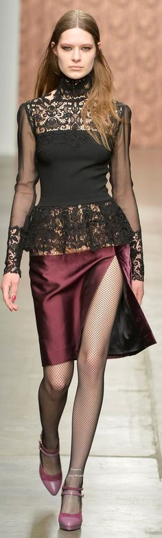 Sophie Theallet Collections Fall Winter 2015-16 collection