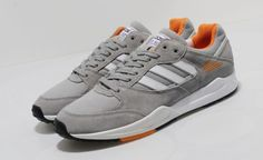 adidas Originals Tech Super Grey/White-Orange