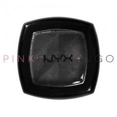 NYX - Single Eye Shadow Black