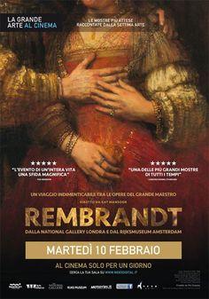 Poster Rembrandt