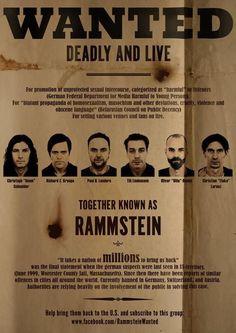 #rammstein : Photo