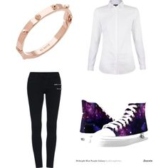 Untitled #1974 by misshannahlindsey on Polyvore featuring CC SKYE