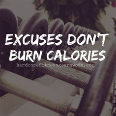 Awesome inspirational quotes about working out