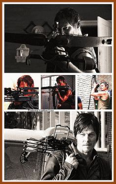 Daryl Dixon - Norman Reedus - The Walking Dead