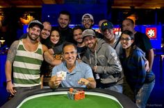 2013 World Series of Poker Day 8