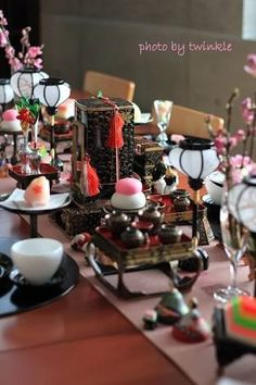 ひな祭りコーディネート - Google 検索