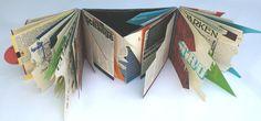 book design | boek ontwerp | Non-linear boek over Barcelona