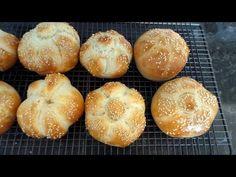 Bread Rolls, Bread Bun, Bread Board, Bagel, Pickles, Ham, Baking, Lunch, German Recipes