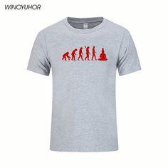 Evolution Of Buddha T Shirt