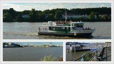 Trentemoult-Arrivée du navibus Photo de Dani de Nantes via Picassa (2)