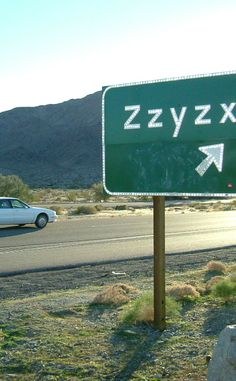 Zzyzx | Travel | Vacation Ideas | Road Trip | Places to Visit | Baker | CA | Photo Op | Folk Art | Towns | Roadside Attraction