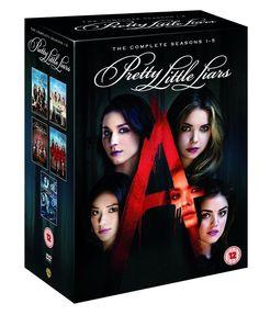 Pretty Little Liars - Season 1-5 (DVD) £29.99 free postage