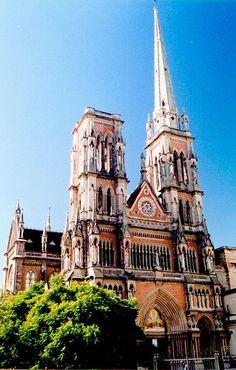 Córdoba, Argentina. Iglesia Los Capuchinos