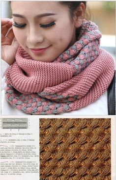 Cheap pashmina shawls and scarves, Buy Quality pashmina shawls directly from China shawls and scarves Suppliers: Autumn Winter Fashion Brand Plaid Scarf Women Designer Pashmina Shawls and Scarves Soft Foulard Bufandas Crochet Cable, Crochet Shawl, Love Knitting, Knitting Patterns, Knitted Shawls, Crochet Scarves, Scarf Tutorial, Cowl Scarf, Plaid Scarf
