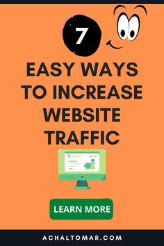 You have started your website or blog. Now it's time to learn how to increase traffic to your website. Driving organic traffic is the dream of every blogger or website owner. Once you start a blog or a website you need the traffic to it, in order to generate some income. To increase traffic to your website you need to follow a few simple steps which I will discuss in this article. #increasewebsitetraffic #boostwebsitetraffic