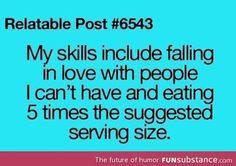 Bahahaha...true story