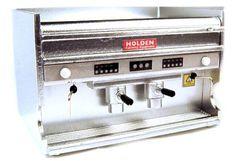 Modern espresso machine $46