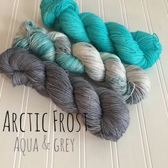 A personal favorite from my Etsy shop https://www.etsy.com/ca/listing/574671901/arctic-frost-shawl-set