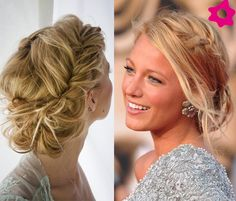 Are you thinking of disheveled low bun for your big day? We tell you how to make three versions of this hairstyle as chic as romantic frisuren frauen frisuren männer hair hair women Simple Wedding Hairstyles, Messy Hairstyles, Pretty Hairstyles, Classic Hairstyles, French Twist Hair, Braids For Short Hair, Hair Images, Blake Lively, Hair Dos