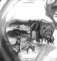 Africa Dream Illustrated by Carole Byard Late 20th Century, Africa, Artists, Illustration, Illustrations, Artist