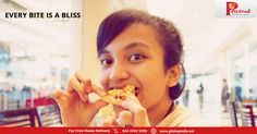 Order #pizza #online from www.pitstopindia.net Or call 044 4202 5999