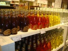 #Eataly :Italian #soda and other grocery items