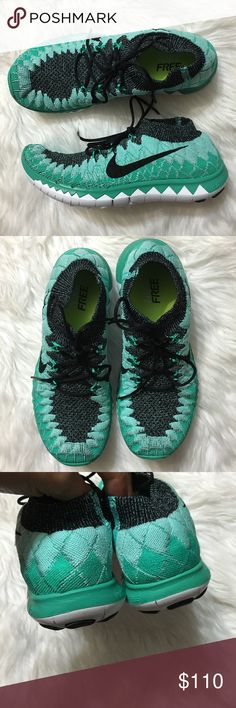 Women's Nike Free 3.0 Flyknit Brand new with the box but no lid Nike Shoes Athletic Shoes