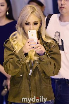 CL at JCDC Exhibition in Seoul