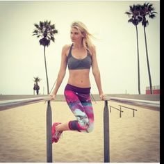 Working on my fitness for @lunajaiathletic @torreywest