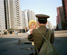 NORTH KOREA. Pyongyang. 1997 © Martin Parr/Magnum Photos