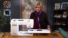 Quilting Features to Consider in a Sewing Machine.