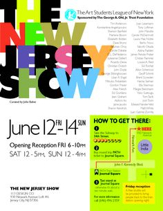 The New Jersey Show