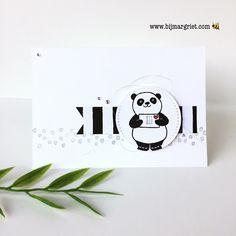 Bij Margriet; Stampin' Up! inspiratie en verkoop: Party Panda's | Bij Margriet zit je beregoed