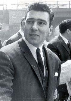Reggie Kray pictured in 1969