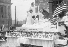 In honor of Women's History Month, here's a look back at nearly 150 years of women's activism in Cleveland.