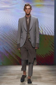 Menswear Spring Summer 2017 at the Milan Fashion Week- selected trends by MIM Fashion PR