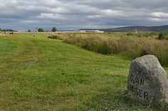 Culloden Battlefield at Inverness