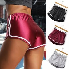 Sport Fitness Yoga Running Athletic Shorts Cool Ladies Sport Price: $SALEPRICE & FREE Shipping!!! Check it out!Tag a friend who would love this! Fashion and Beauty!!! 😀Sport Fitness Yoga Running Athletic Shorts Cool Ladies Sport $SALEPRICE and FREE Shipping #love #TAGUS #amazing #likeit #summer #beautiful} #hashtag3beauty Yoga Shorts, Sport Shorts, Athletic Shorts, Gym Shorts Womens, Women Shorts, Aesthetic T Shirts, Turtleneck Sweatshirt, Short Tops, Casual T Shirts