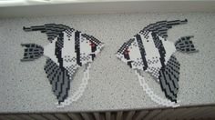 Fishes hama beads by astrid030907