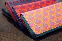 Close-up shot of the zip-around wallet. #LibertyLondon Shop the Liberty London collection here: http://www.liberty.co.uk/fcp/categorylist/dept/liberty-london-accessories