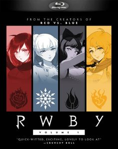 must see RWBY Blu-Ray Get this Movie here! http://www.blurayflix.com/shop/anime/rwby-blu-ray/