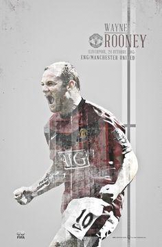 BALLON D'OR 2012 candidate by Giuseppe Vecchio Barbieri, via Behance #soccer
