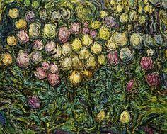 Tulips-Van Gogh