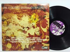 Various - The 49 Minute Technicolour Dream LP Vinyl Record Comp UK Import