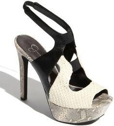 Love this: Bendie Platform Sandal @Lyst