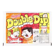 Double Dip Fizz & Swizzle Stick