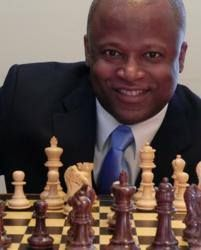 The Grandmaster!   Maurice Ashley, the first African American Chess Grandmaster, was born in St. Andrew, Jamaica on March 6, 1966. At age 12, his family moved to Brooklyn, New York, where Ashley began to develop an interest in chess. Although he spent several hours a day playing and studying the game, he did not play well enough to qualify for his high school chess team, and instead had to develop his skills by playing in tournaments and informal games.