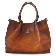 Pratesi borsa donna a mano e tracolla in pelle italian leather handbag shopper #Pratesi #madeinitaly